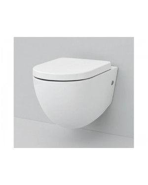 Artceram wall toilets and bidets File rimless wall toilet FLV004