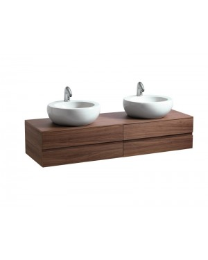 Laufen furniture Alessi One  furniture for sink 8.1897.1 with 4 drawers 4.2422.4