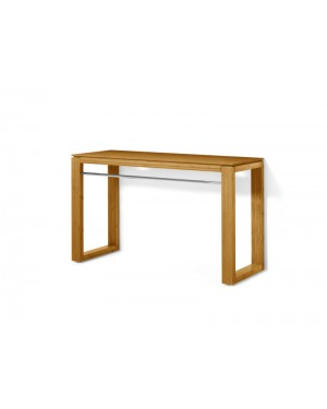 Lineabeta furniture Canavera unit for washbasin 130cm in bamboo 81113