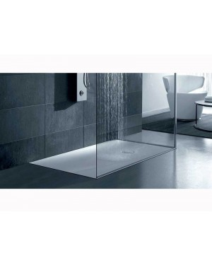 Hafro shower trays CORIAN flush to floor shower tray 5COC4N0