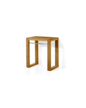 Lineabeta furniture Canavera unit for washbasin 70cm in bamboo 81107