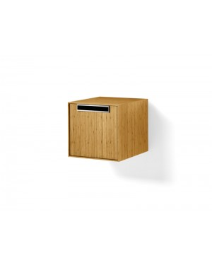 Lineabeta furniture Canavera bamboo unit with drawer 81121