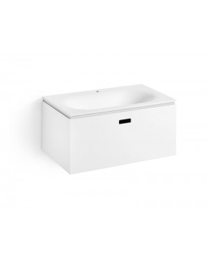 Lineabeta furniture Ciacole unit for washbasin with drawer and washbasin 8062