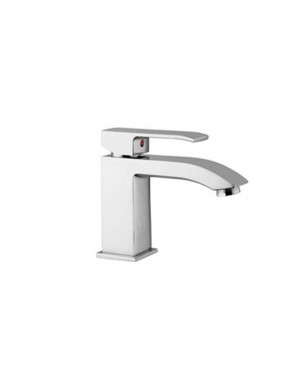 Paffoni sink taps Level single lever sink tap LES071